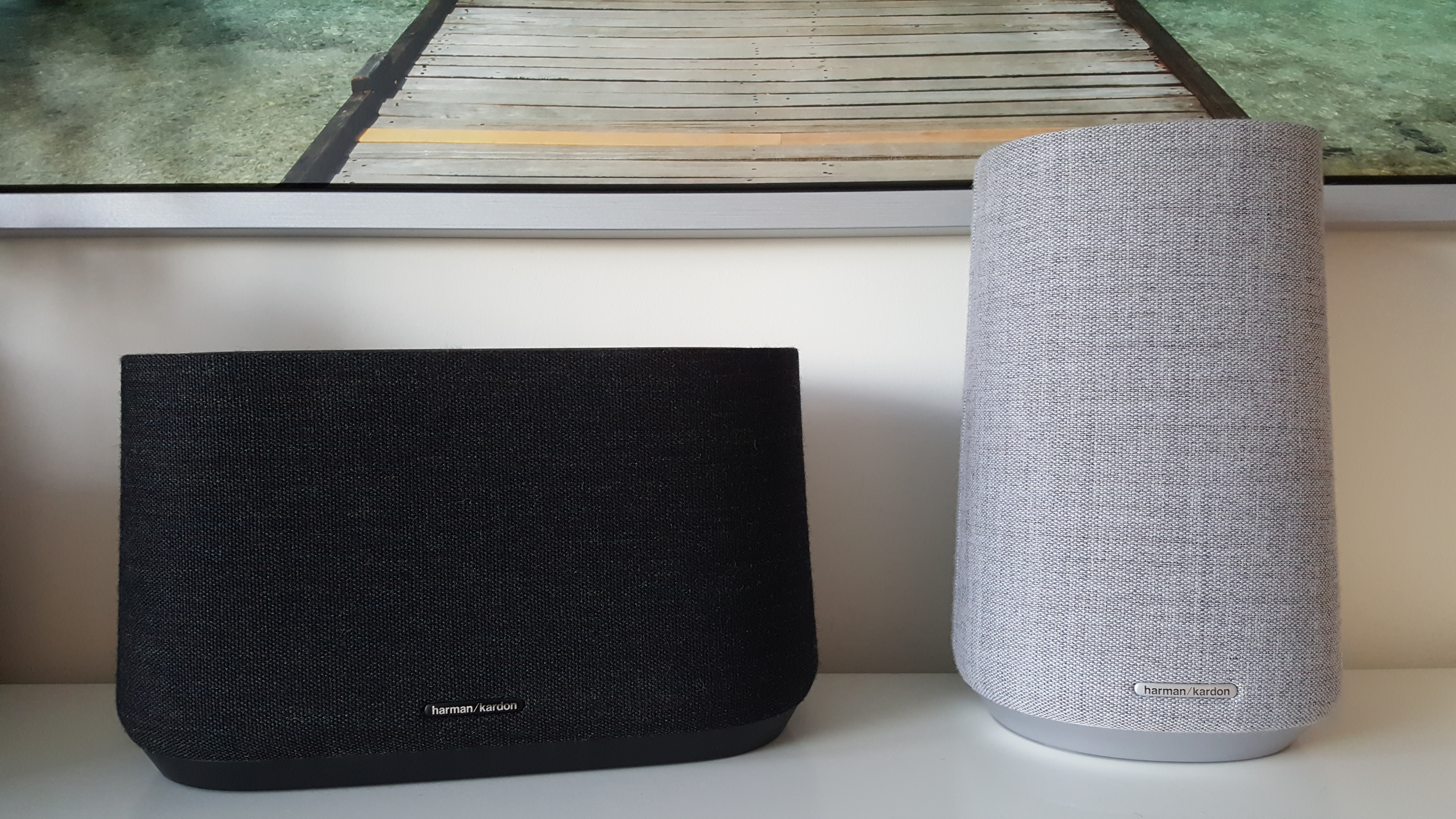 Harman Kardon Citation 100 & Citation 300 - głośniki z asystentem