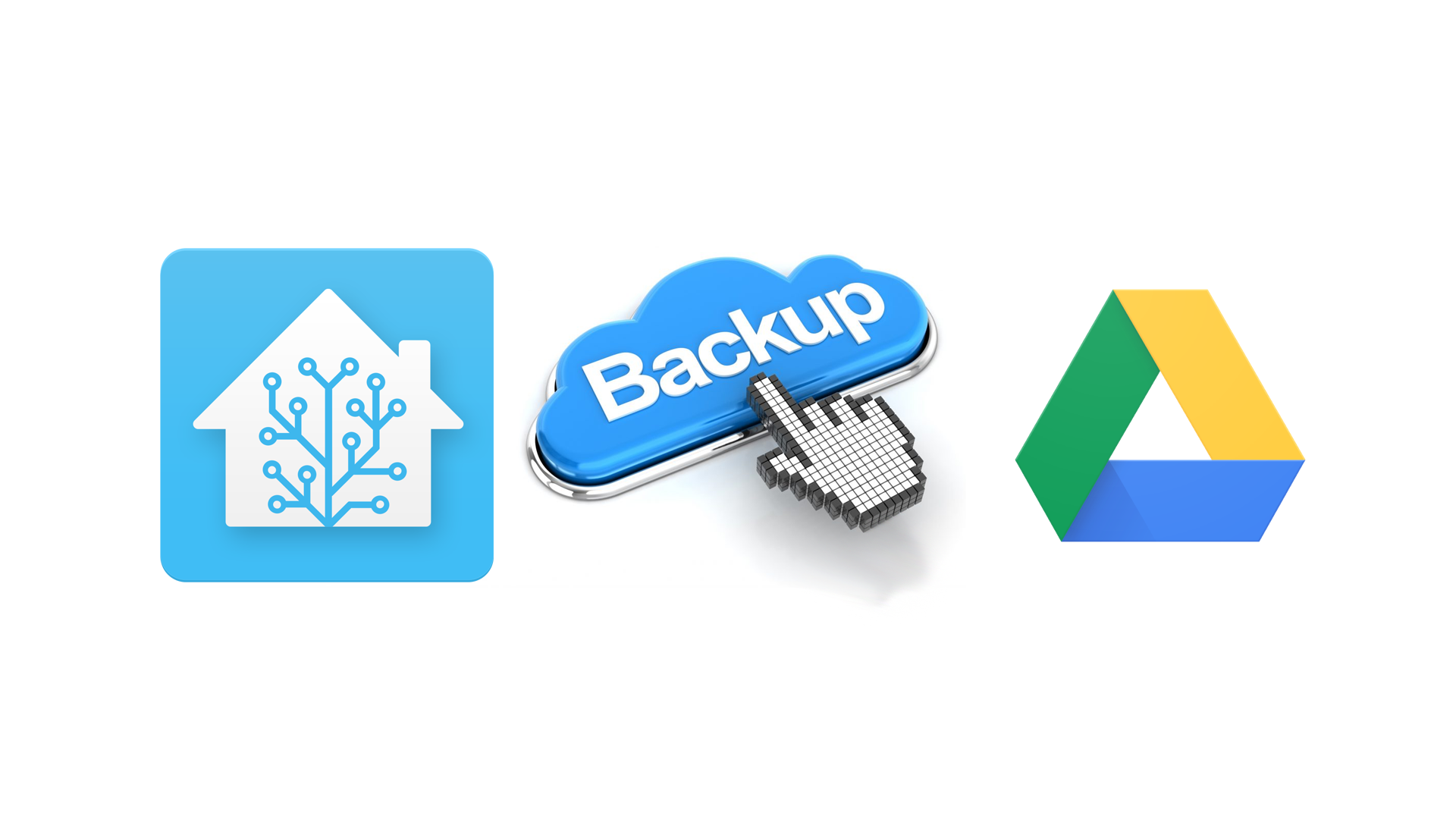 Home Assistant - Hass.io Google Drive Backup