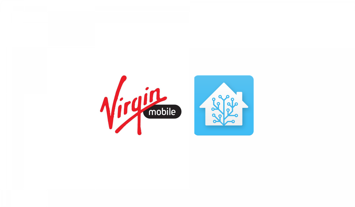 Home Assistant - Prepaid Virgin Mobile